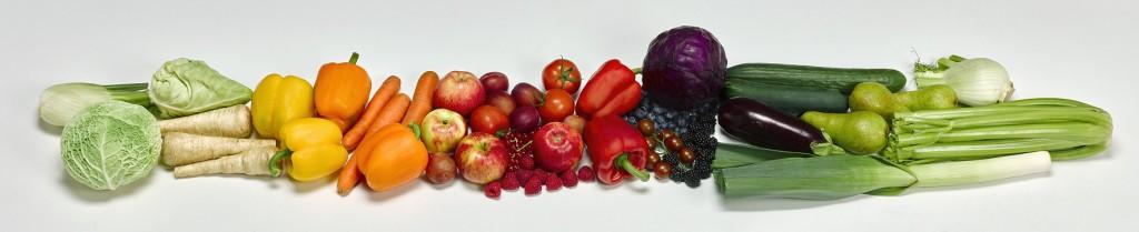Biologisch groenten en fruit Nederland