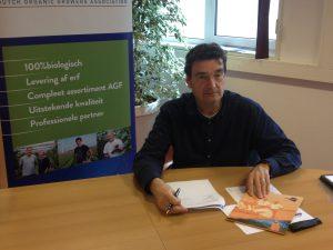 Ondertekening samenwerking Agriterra Nautilus Organic